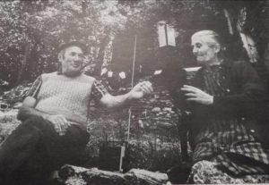 M. Germain Atger et sa soeur