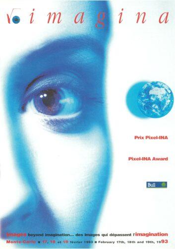 Visuel dossier de presse 1993